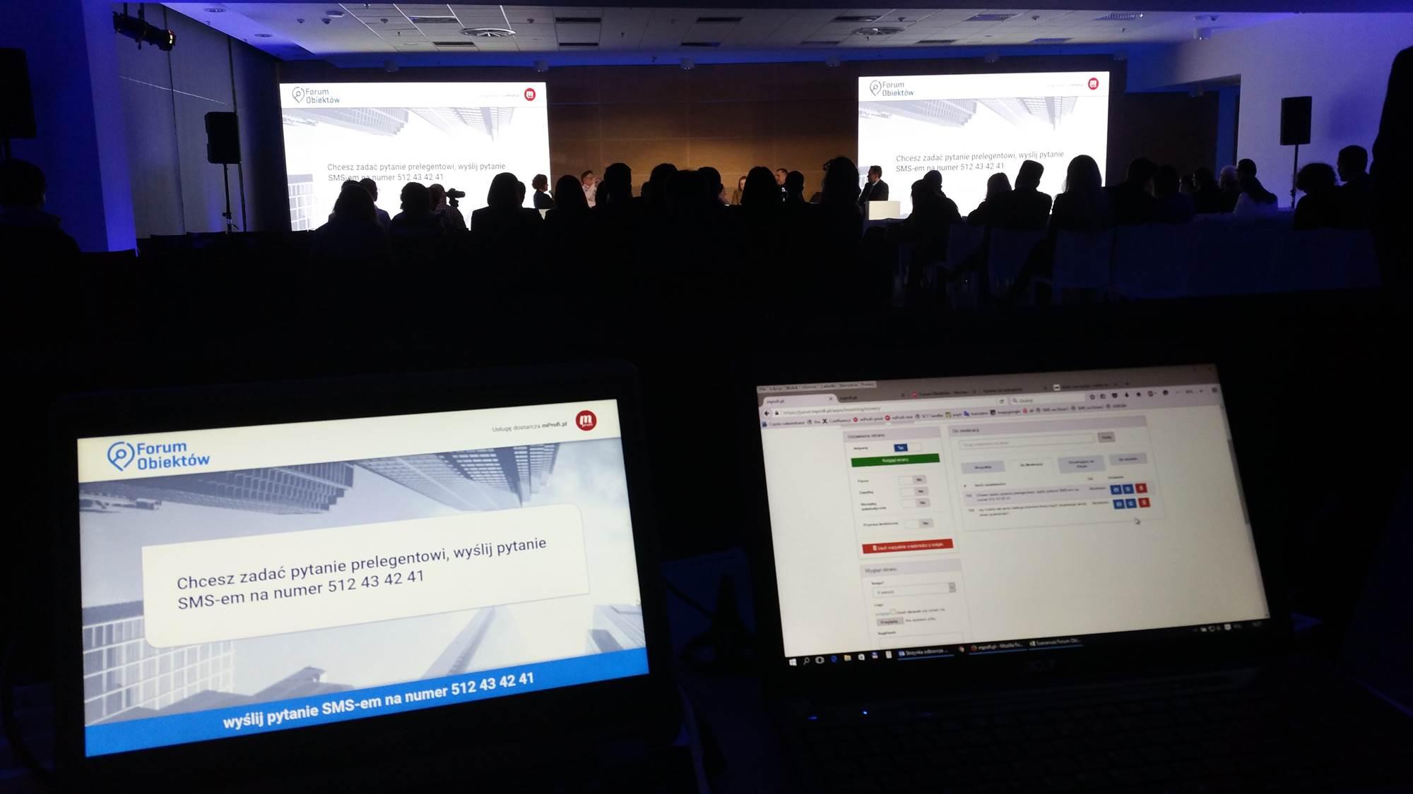 aplikacje mobilne dla konferencji